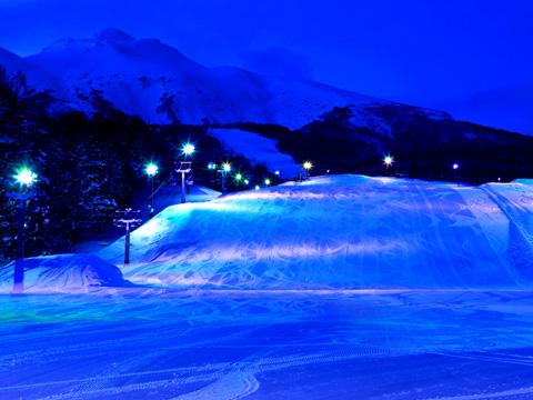 百沢スキー場 ゲレンデ